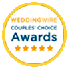 Wedding Wire Awardee for Photographers & Videographers in Long Island